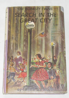 Image for The Bobbsey Twins Search In The Great City
