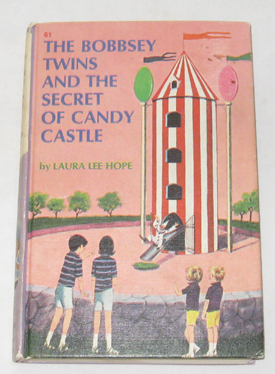 Image for The Bobbsey Twins And The Secret Of Candy Castle