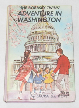 Image for The Bobbsey Twins Adventure In Washington