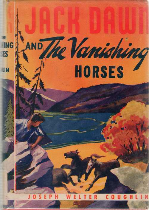 Image for Jack Dawn and the Vanishing Horses