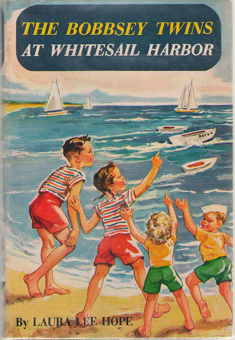 Image for The Bobbsey Twins At Whitesail Harbor