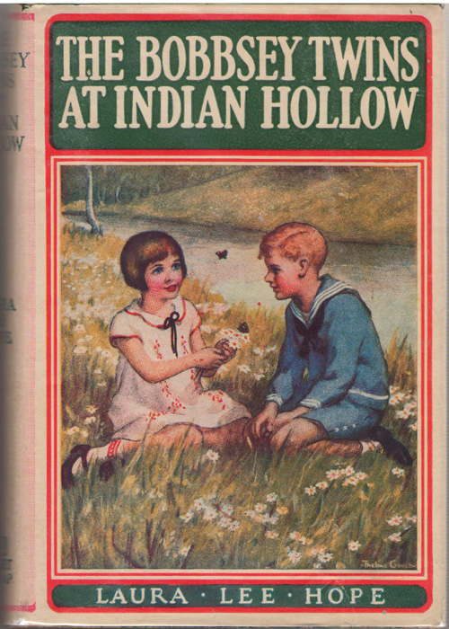 Image for The Bobbsey Twins At Indian Hollow