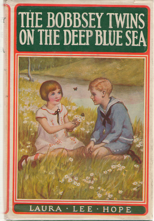 Image for The Bobbsey Twins On The Deep Blue Sea