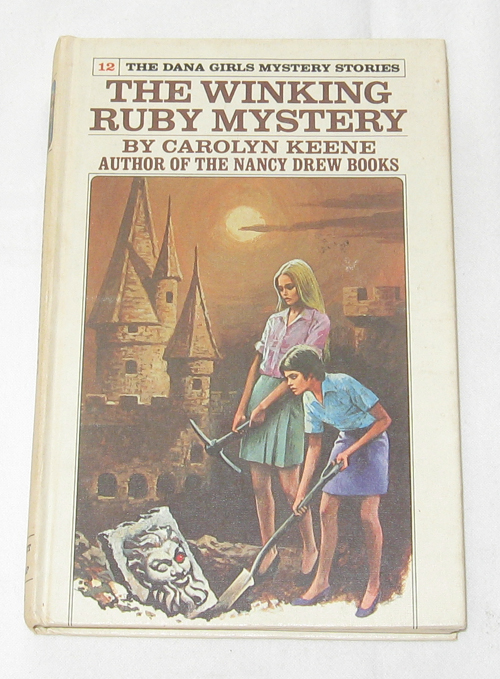 Image for The Winking Ruby Mystery