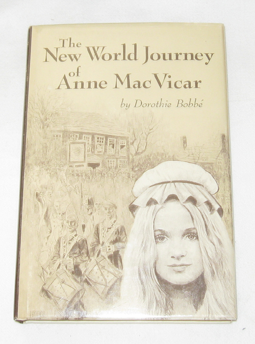 Image for The New World Journey of Anne MacVicar