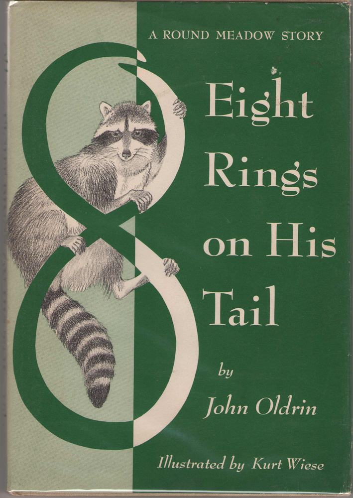 Image for Eight Rings On His Tail A Round Meadow Story