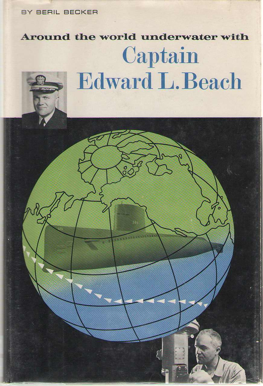 Image for Around The World Underwater With Captain Edward L. Beach
