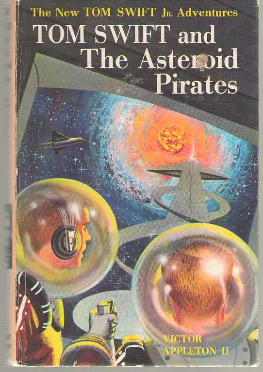 Image for Tom Swift And The Asteriod Pirates