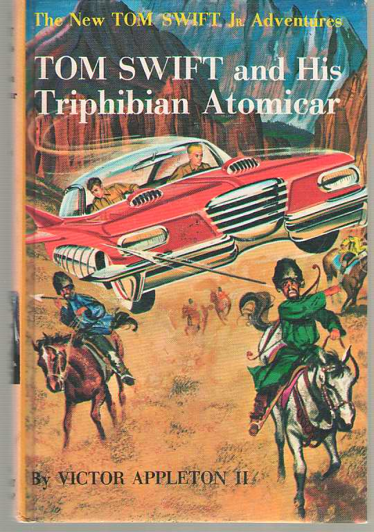Image for Tom Swift And His Triphibian Atomicar