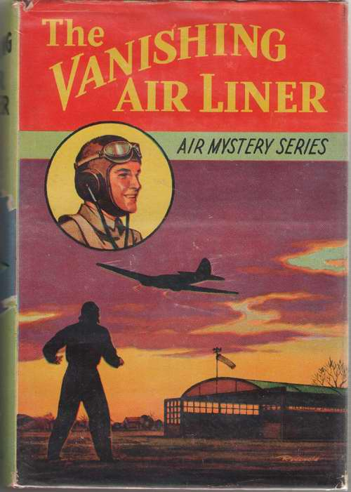Image for The Vanishing Air Liner