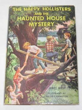 Image for The Happy Hollisters And The Haunted House Mystery