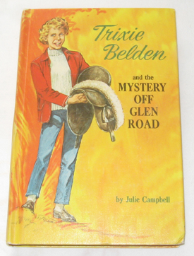 Image for Trixie Belden And The Mystery Off Glen Road