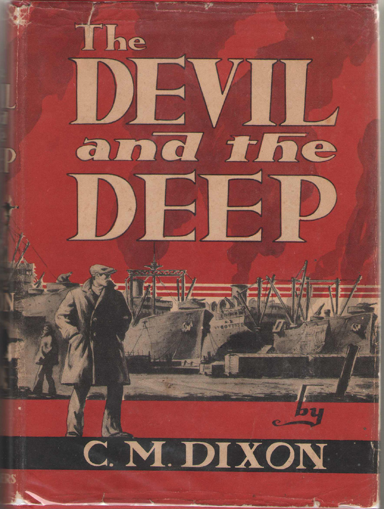 Image for The Devil and the Deep