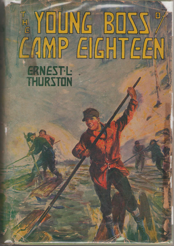 Image for The Young Boss Of Camp Eighteen