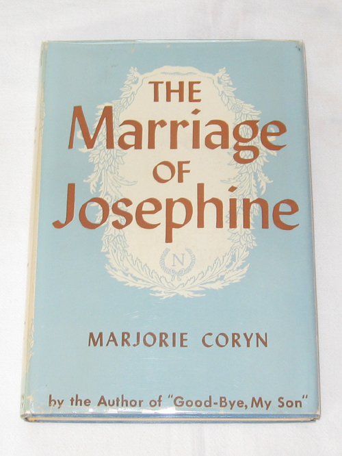 Image for The Marriage of Josephine
