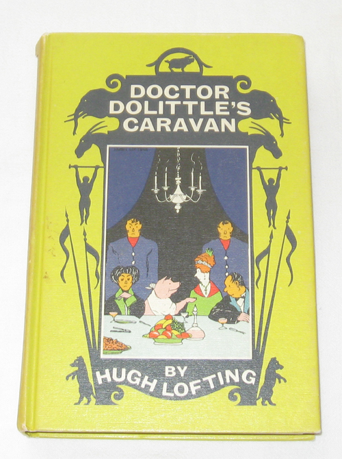 Image for Doctor Dolittle's Caravan