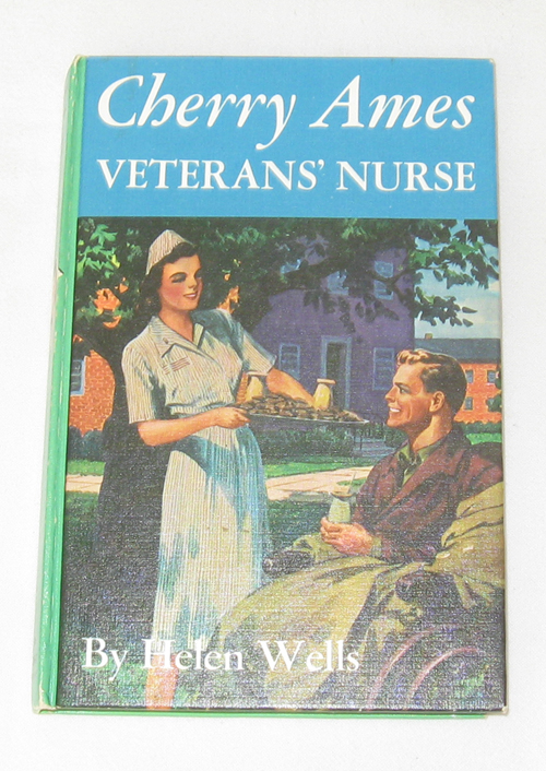 Image for Cherry Ames, Veteran's Nurse
