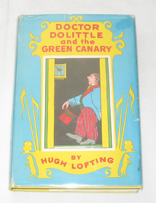 Image for Doctor Dolittle And The Green Canary