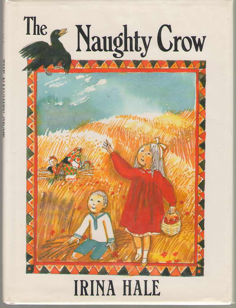 Image for The Naughty Crow