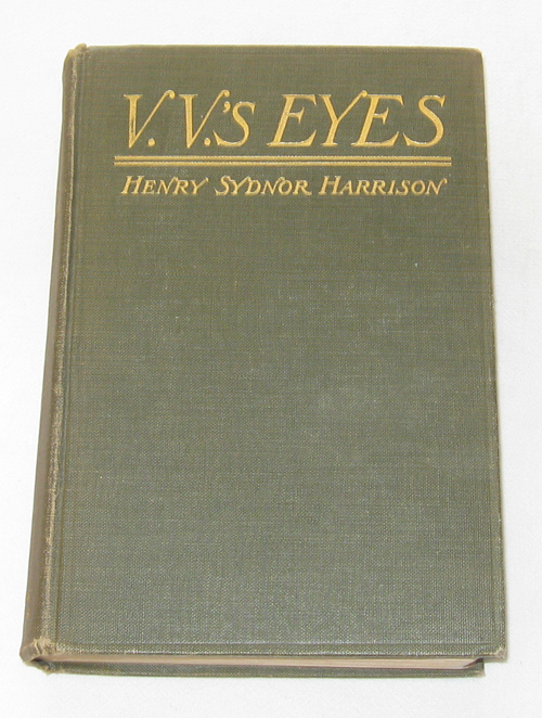 Image for V. V.'s Eyes