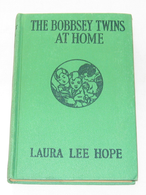 Image for The Bobbsey Twins At Home