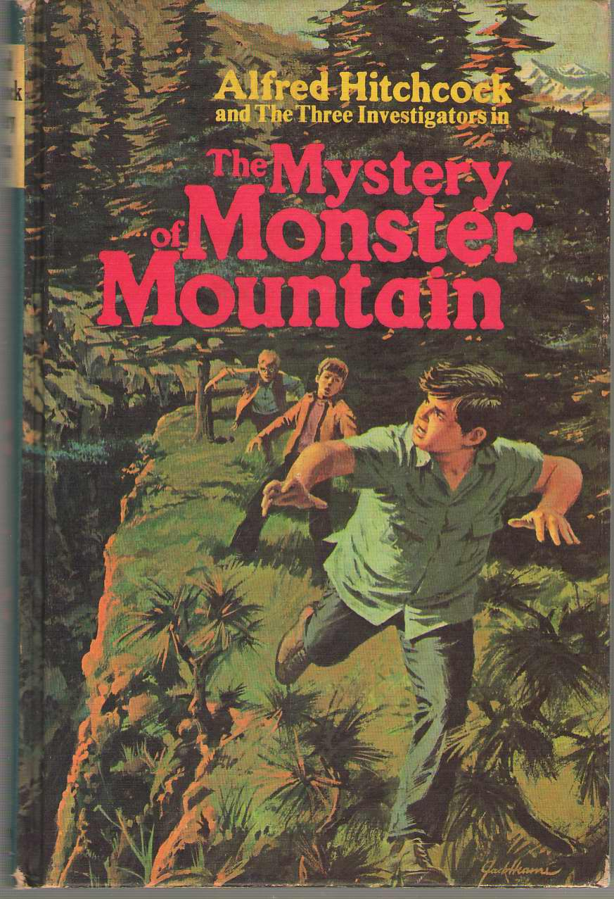 Image for The Mystery Of Monster Mountain
