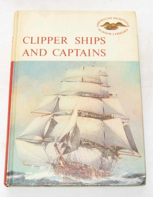 Image for Clipper Ships And Captains