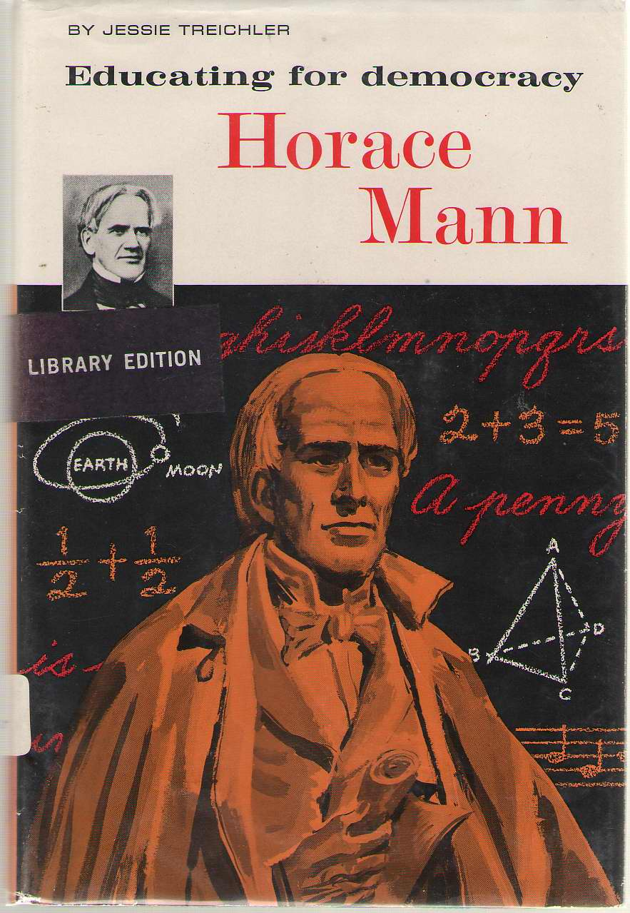 Image for Horace Mann Educating for Democracy