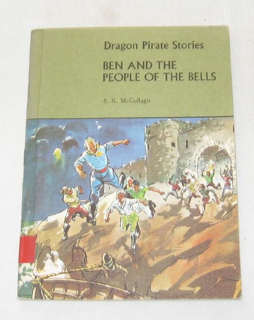 Image for Dragon Pirate Stories  Ben and the People of the Bells