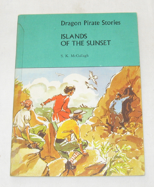 Image for Dragon Pirate Stories  Islands of the Sunset