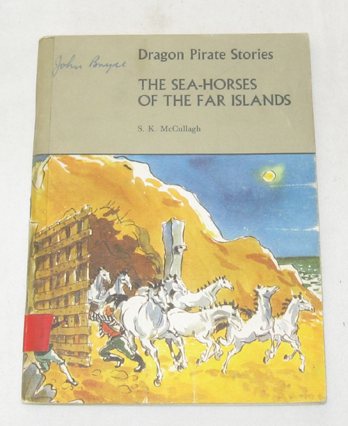 Image for Dragon Pirate Stories  Sea Horses of the Far Islands