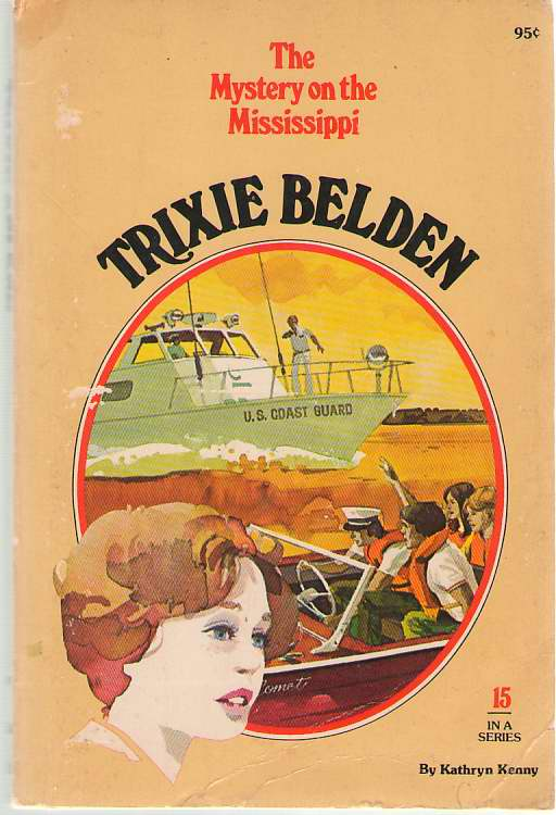 Image for Trixie Belden And The Mystery On The Missisippi