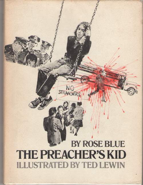 Image for The Preacher's Kid