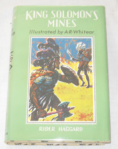 Image for King Solomon's Mines