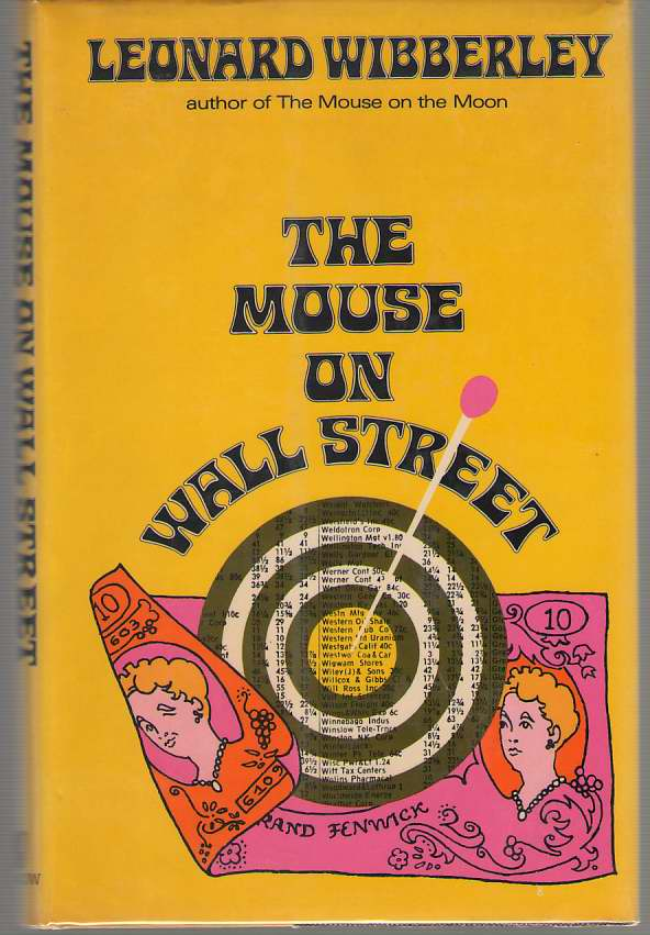 Image for The Mouse on Wall Street