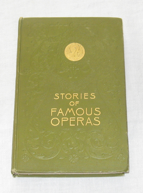 Image for Stories of Famous Operas
