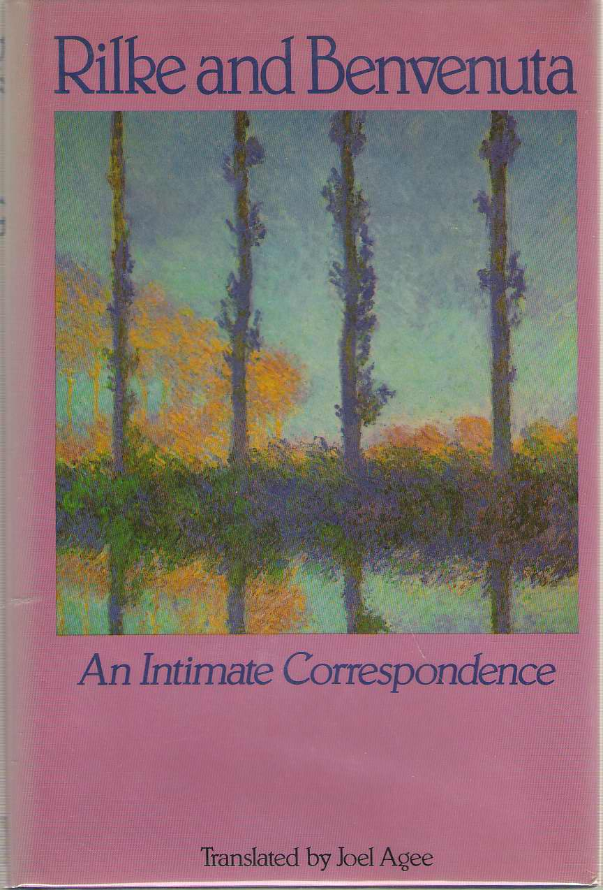 Image for Rilke and Benvenuta  An Intimate Correspondence