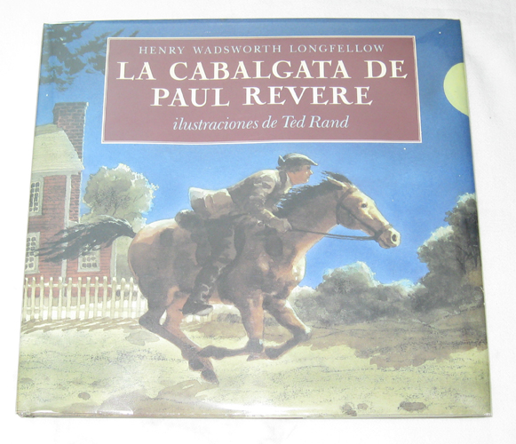Image for La Cabalgata De Paul Revere