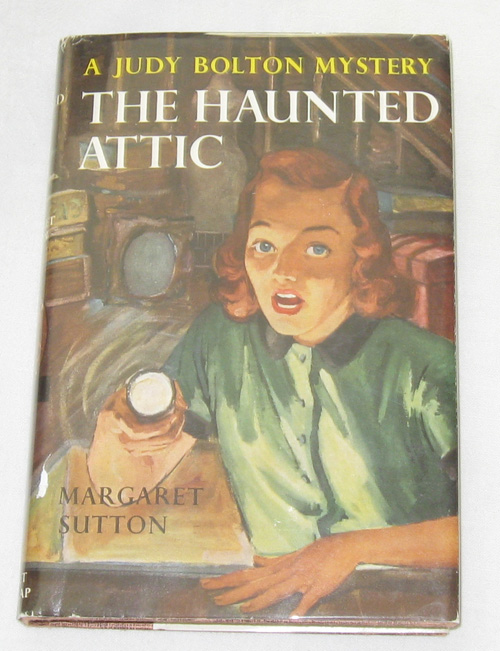 Image for The Haunted Attic