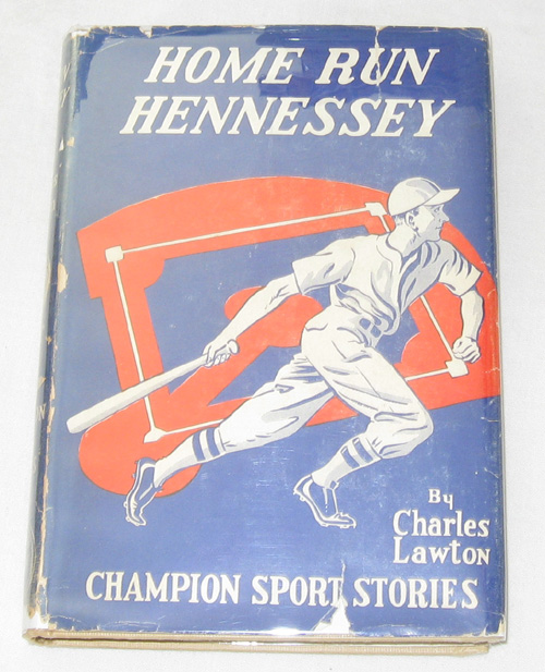 Image for Home Run Hennessey