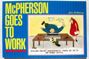 Image for Mcpherson Goes To Work