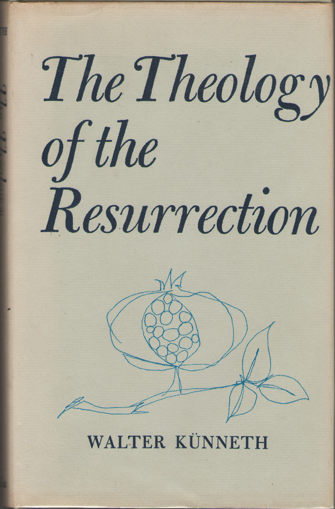 Image for The Theology of the Resurrection