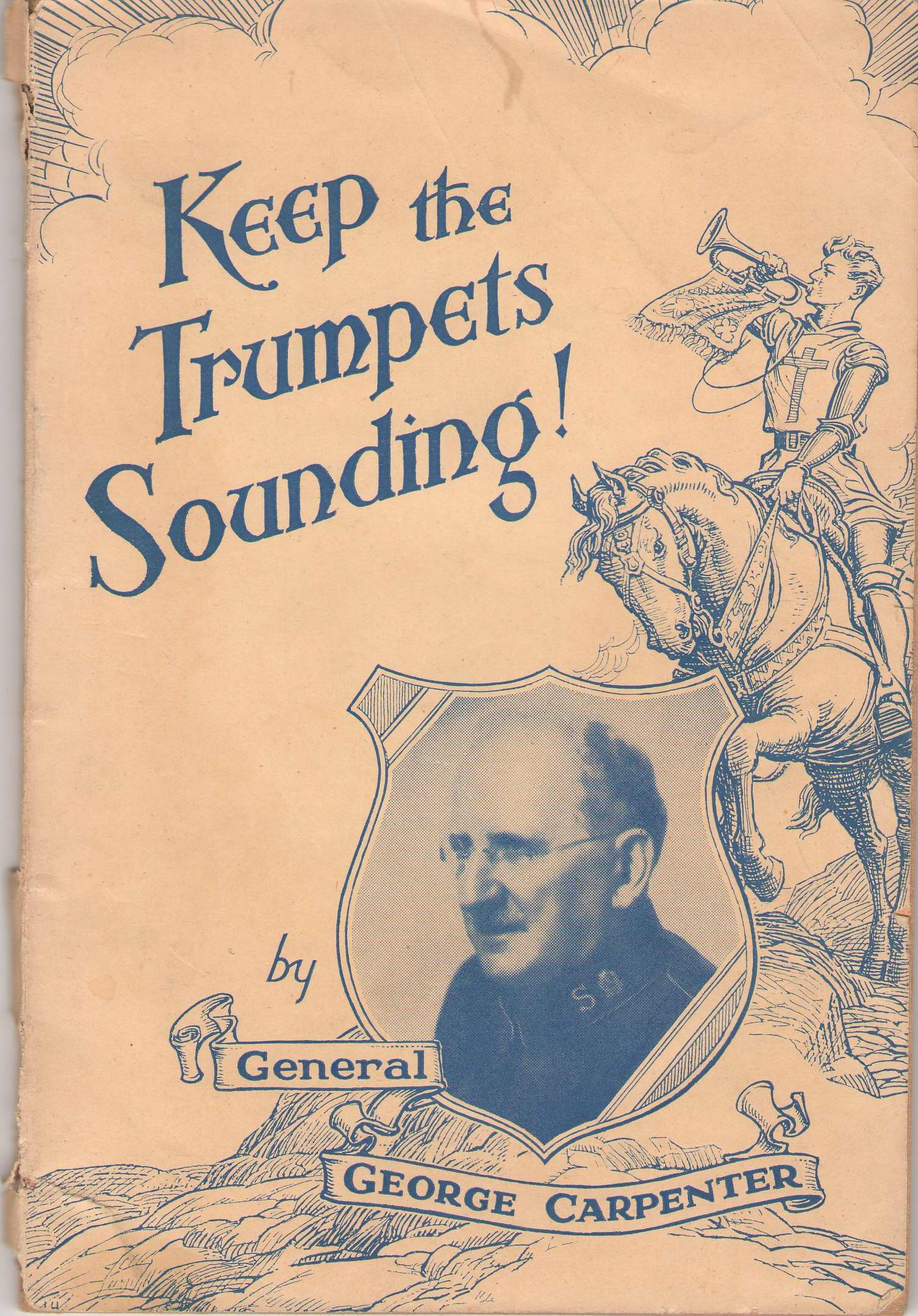 Image for Keep The Trumpets Sounding!