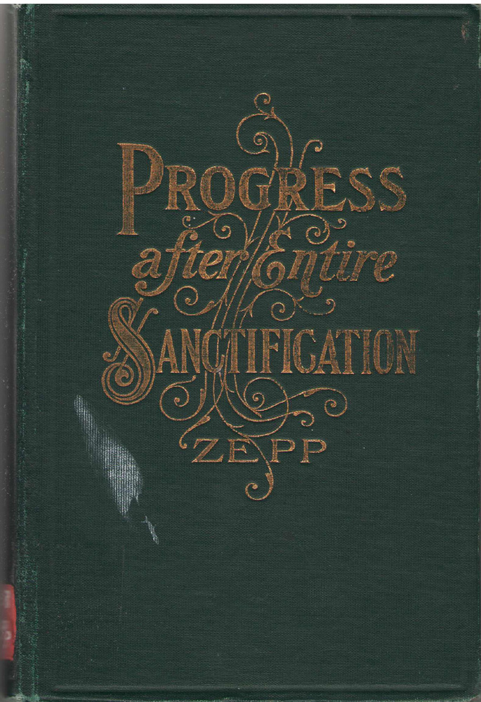 Image for Progress After Entire Sanctification Observations and Admonitions on Growth in Grace
