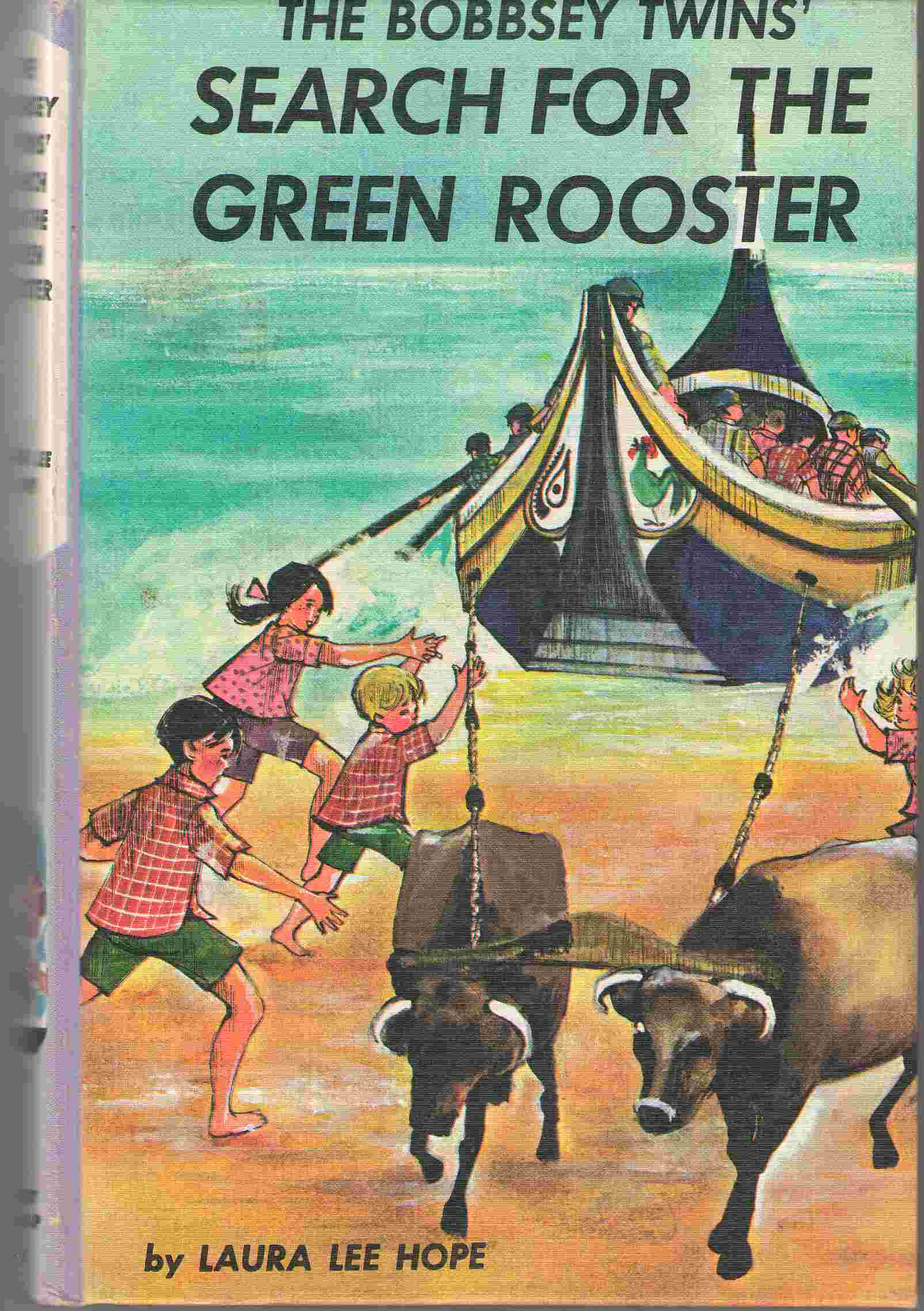 Image for The Bobbsey Twins' Search For The Green Rooster