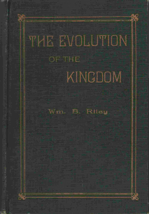 Image for The Evolution of the Kingdom