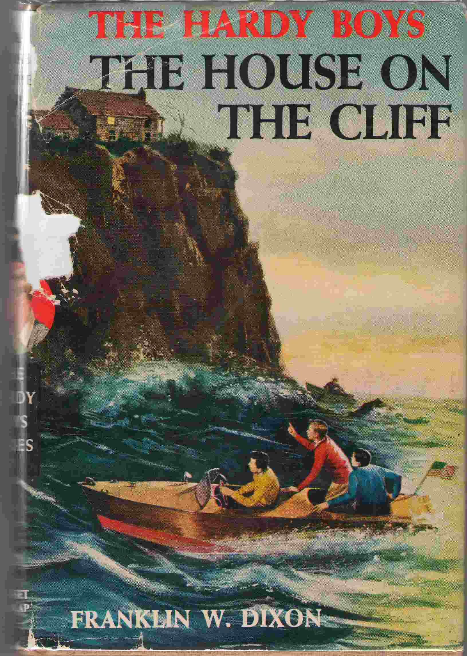 Image for The House On The Cliff