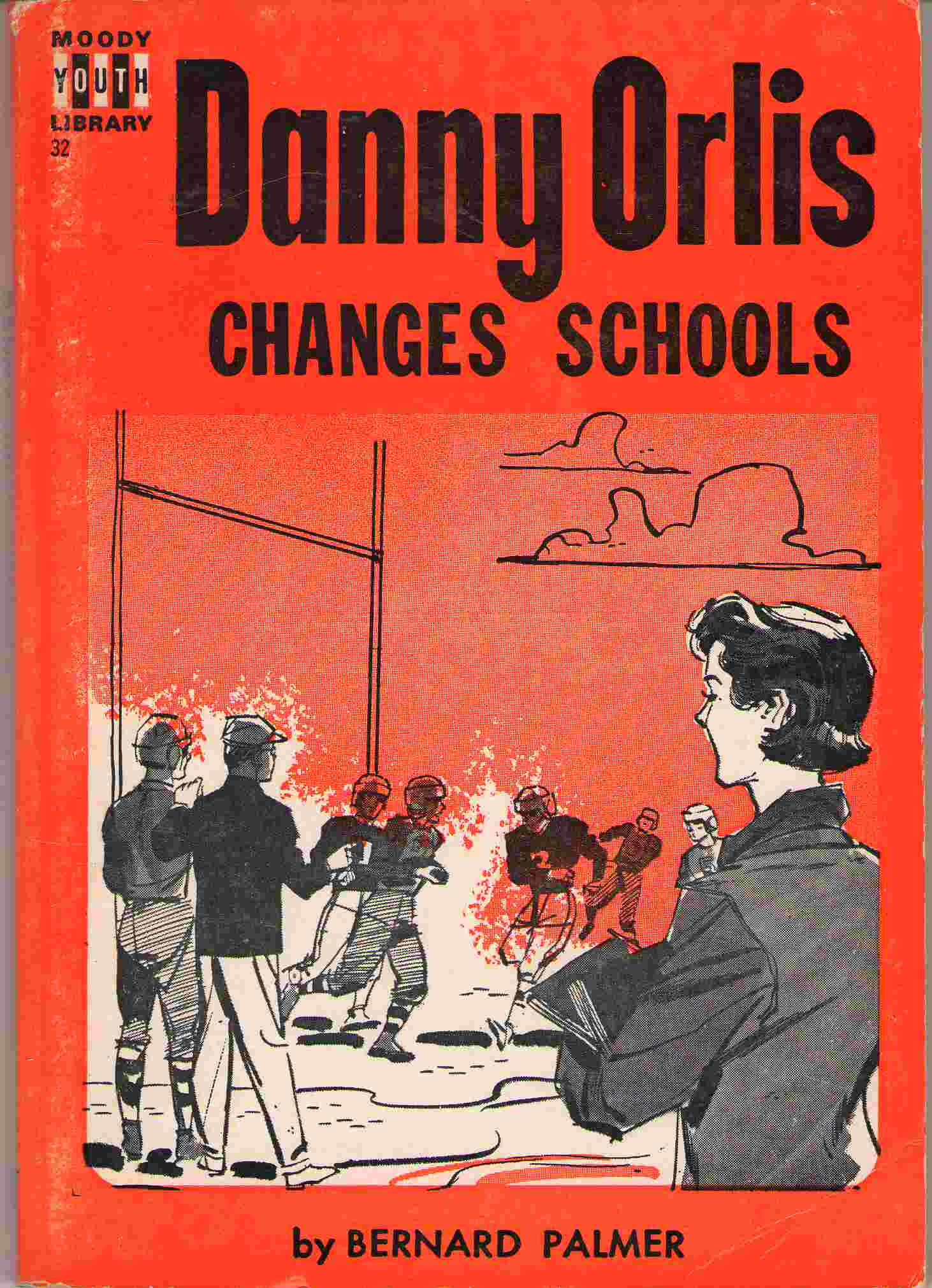 Image for Danny Orlis Changes School