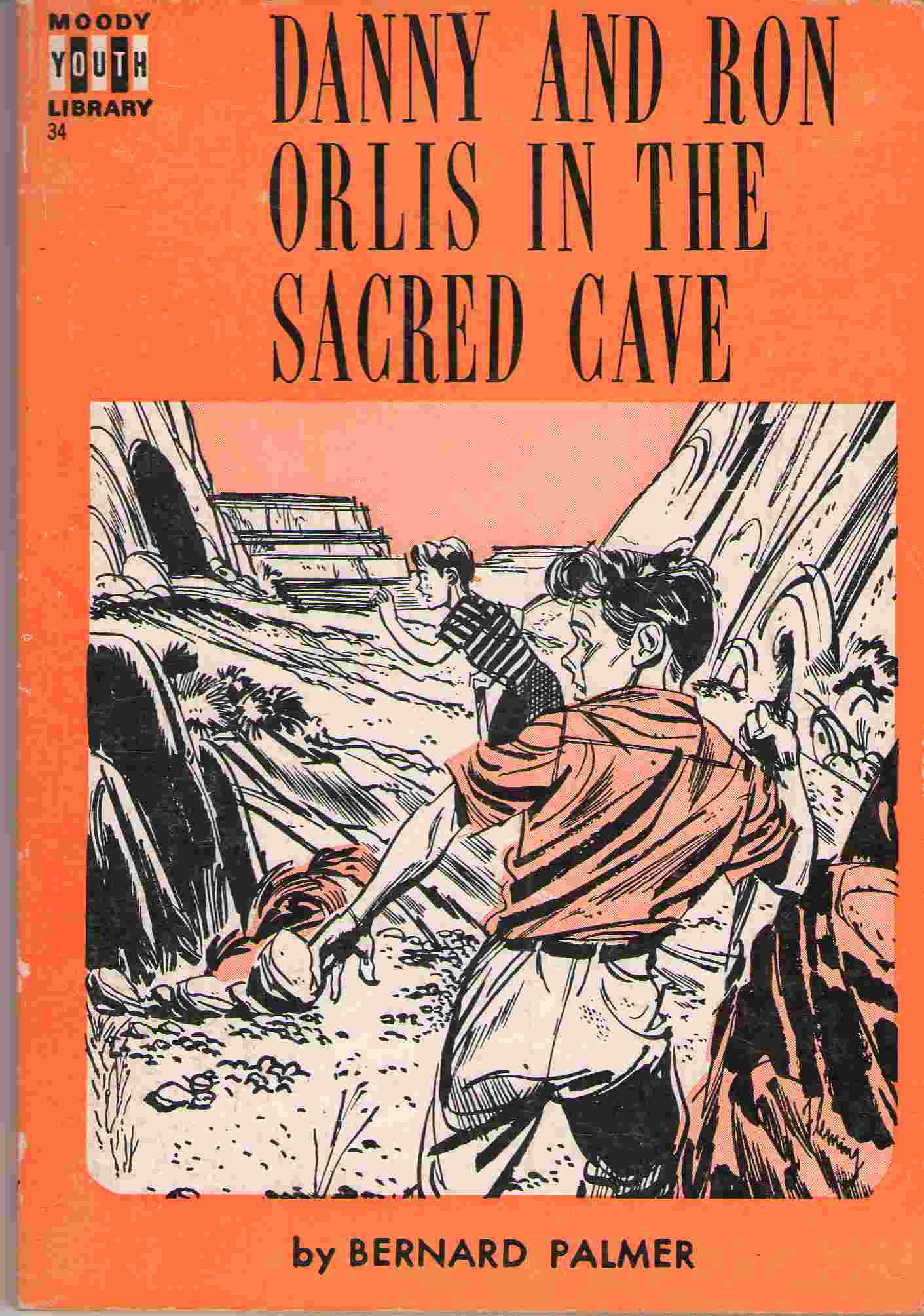 Image for Danny And Ron Orlis In The Sacred Cave