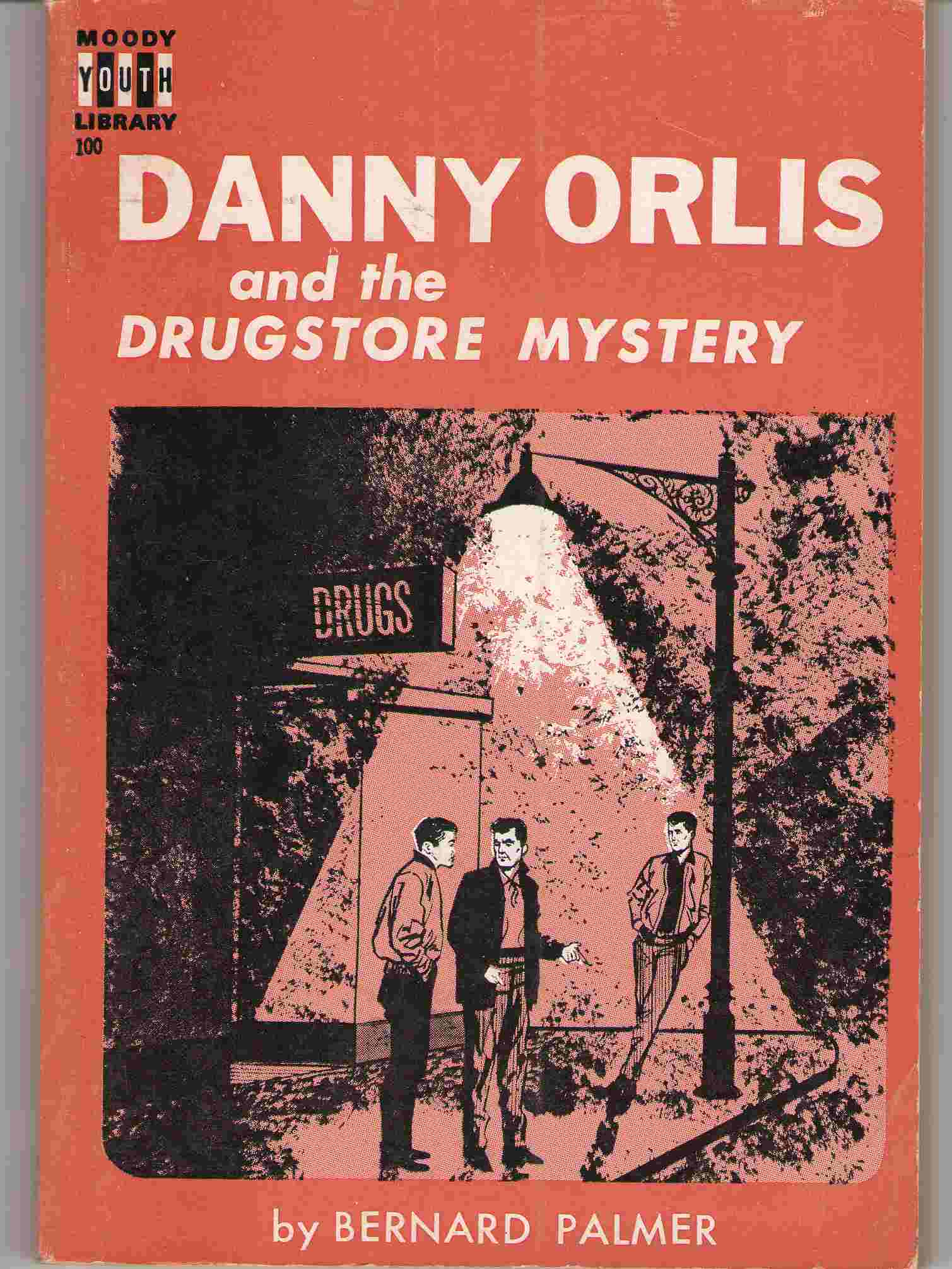 Image for Danny Orlis And The Drugstore Mystery